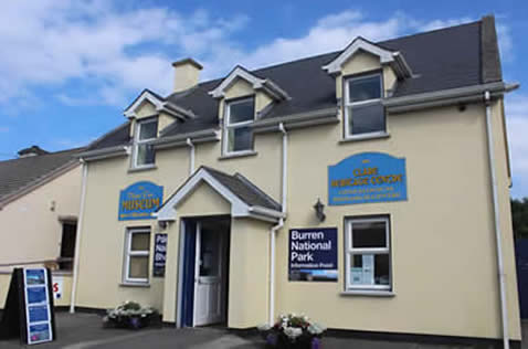 Burren National Park Information Point