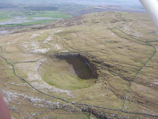 Photo of Slieve Carran